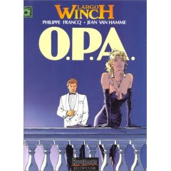 Largo Winch cover picture