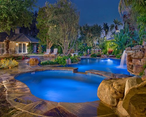Swimming Pool Coping - Landscaping Network