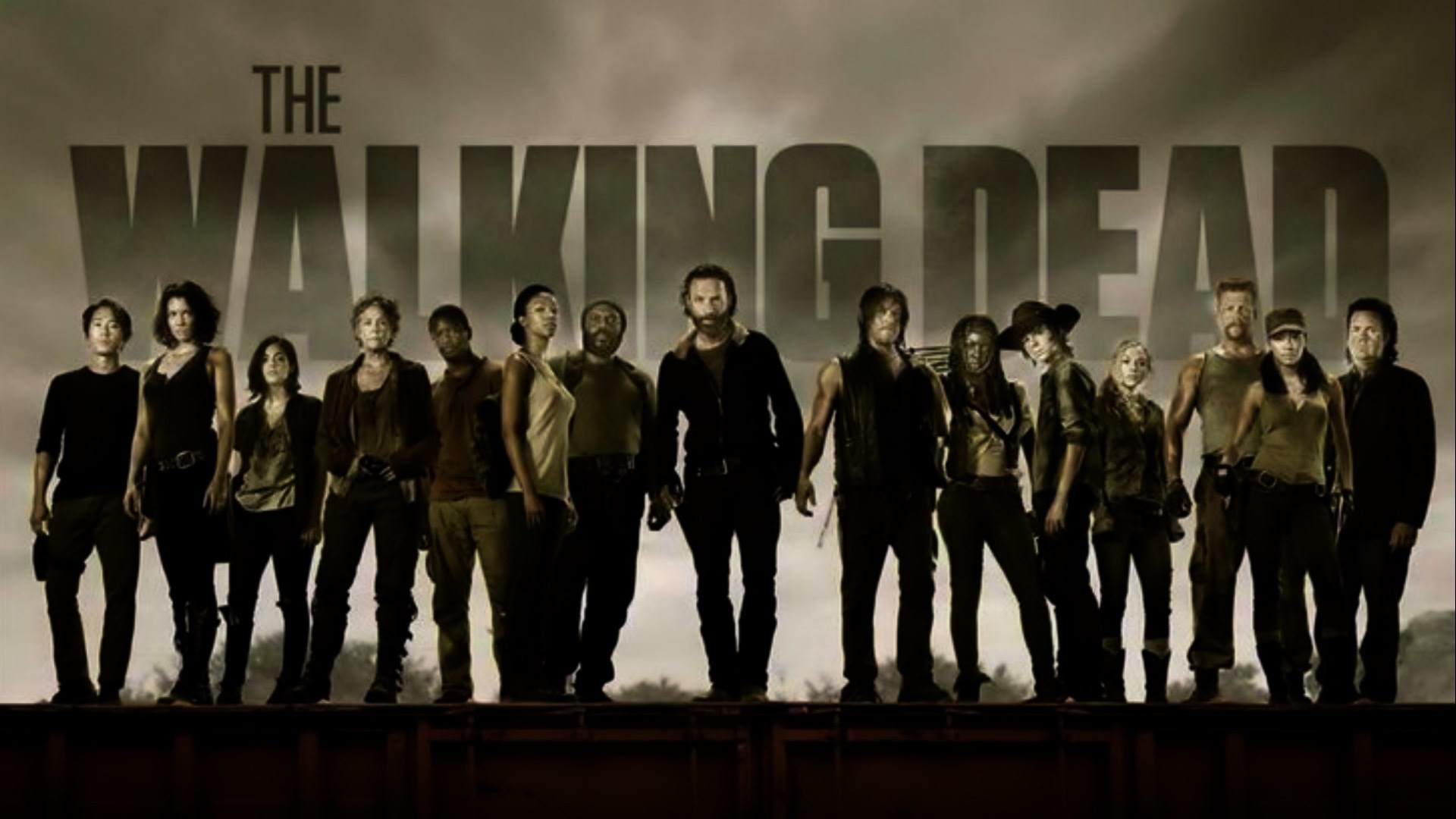 The Walking Dead Wallpaper 1366x768 55 Images