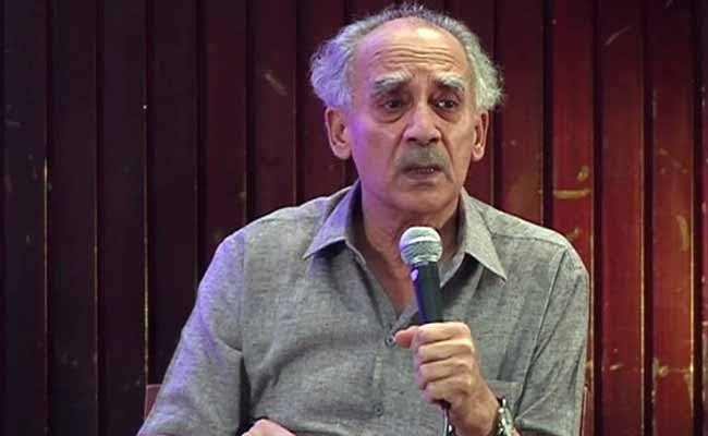 Arun Shourie No Longer a Party Member, Clarifies BJP
