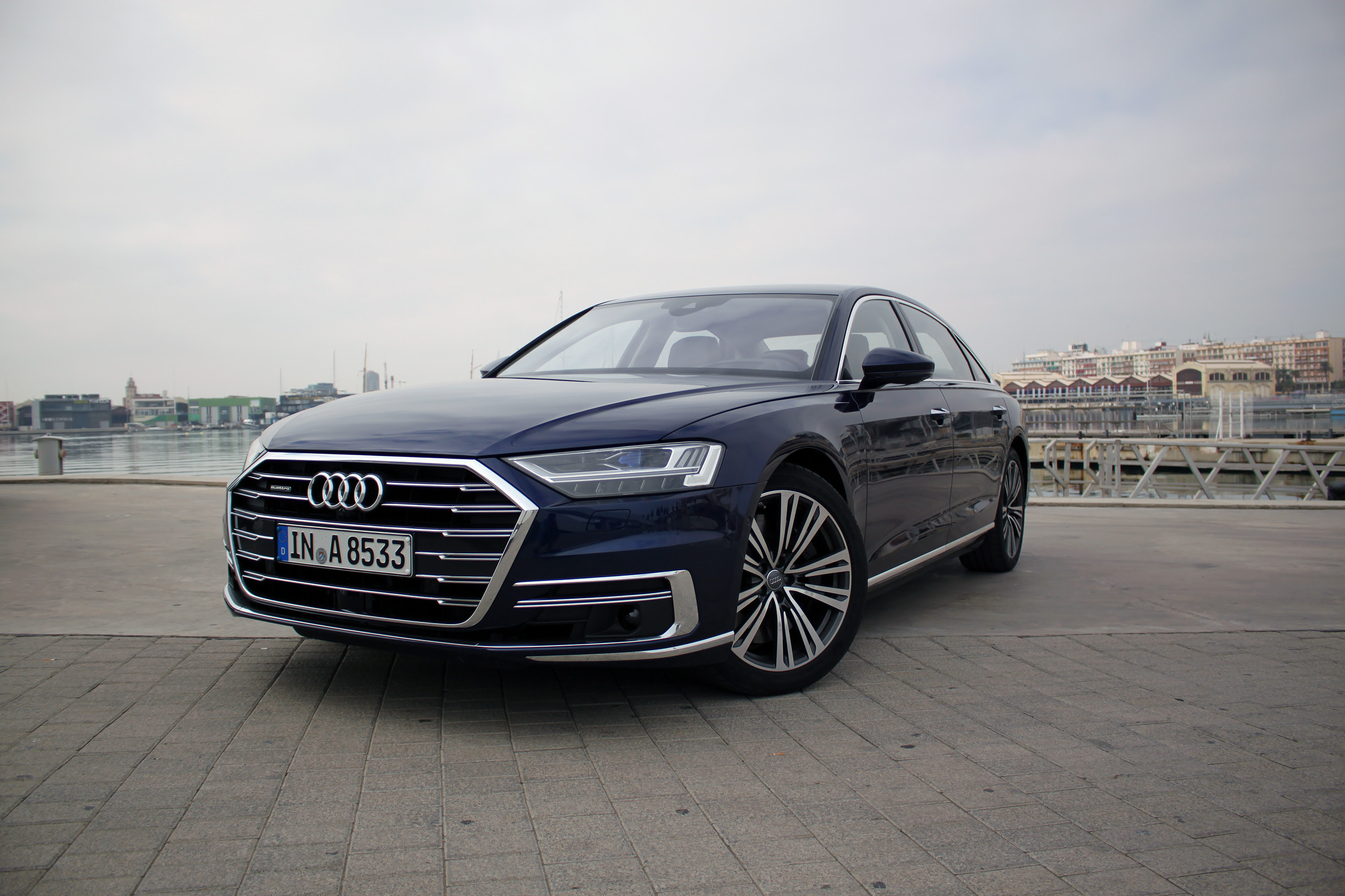 2019 Audi A8 Review - AutoGuide.com News