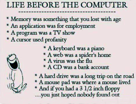 Life Before The Computer Funny Pictures Funny Quotes Life