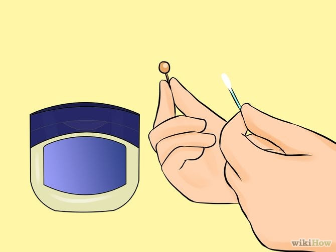 How To Reopen A Partially Closed Ear Piercing Hole Wiki