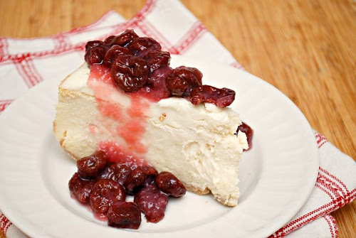 Sour Cherry Topping