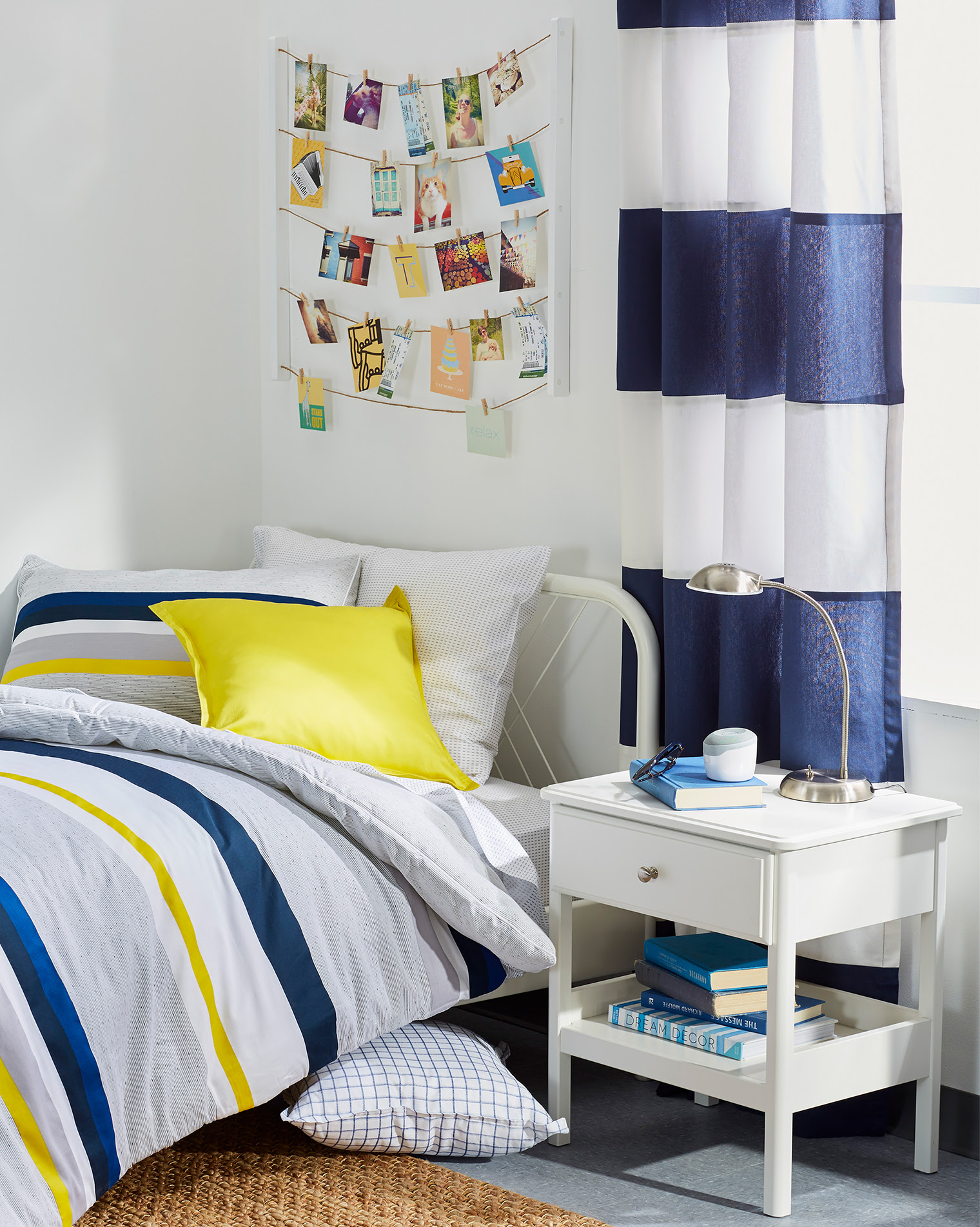 Five Steps To Ace Dorm Room Decor Bright Bazaar by Will