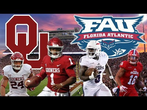 FAU vs Oklahoma Hype Video 2018