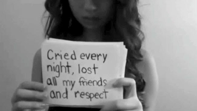 Amanda Todd, Anti-cyberbully video