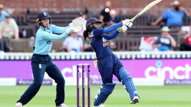 England vs India Women: Mithali Raj suffers neck pain after 2nd successive fifty in 2nd ODI, misses 2nd innings https://ift.tt/3AeuEfp