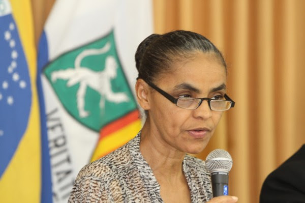 Marina Silva no Recife