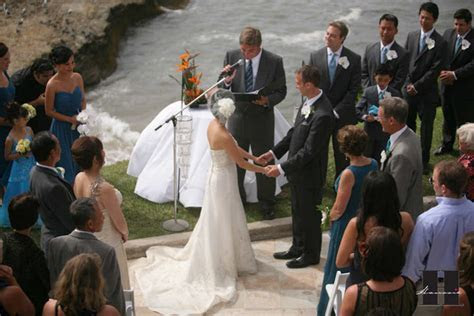 Our Ceremony: A Civil Ceremony on the Beach   Weddings