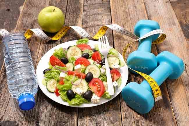 4 Pola Makan yang Ampuh Turunkan Berat Badan