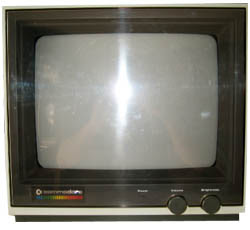 Monitor Commodore 1802