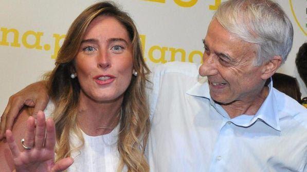 L'abbraccio tra la Boschi e Pisapia diventa un caso politico