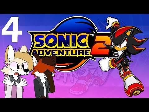 Furry Games - Sonic Adventure 2 - EP4 - Ash Coyote
