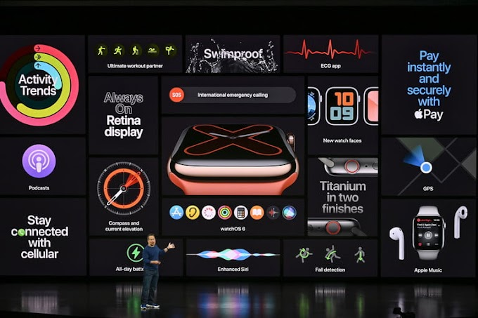 The Apple Watch Series 5 pricing, features and giveaway!