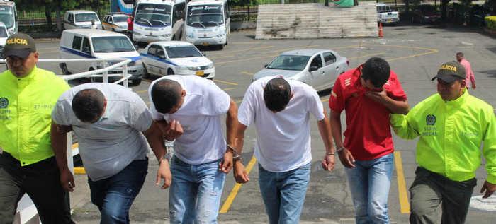 Policía logra la detención en un solo día de 14 personas por distintos delitos