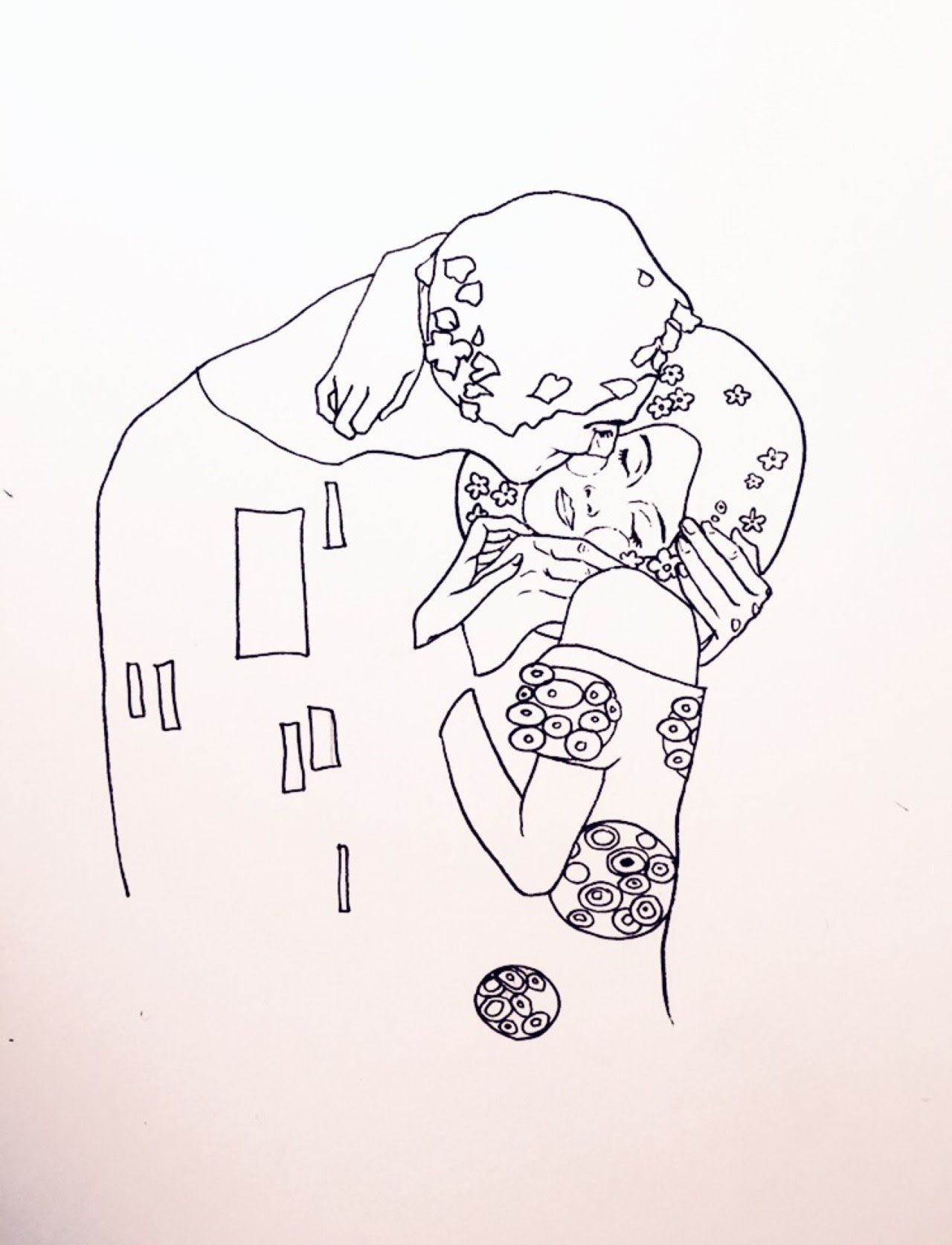 Flowers Tumblr Drawing