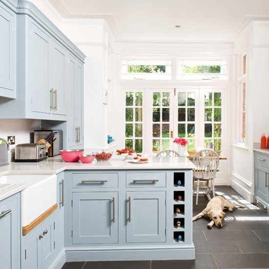 Practical layout | Take a tour around a traditional painted