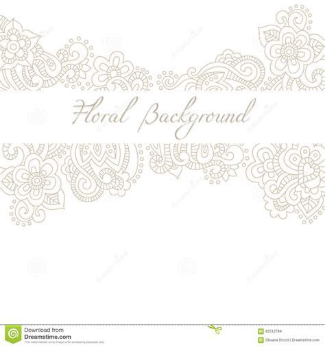 Wedding, Invitation Or Anniversary Card Template With