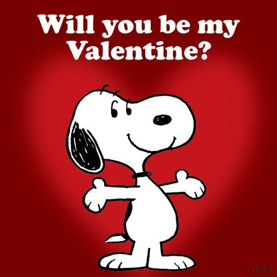 Snoopy Will You Be My Valentines Pictures Photos And Images For