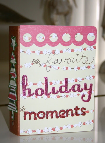 holiday mini book