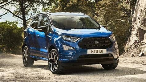 ford ford ecosport  fuel economy mpg review ford
