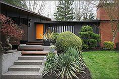 Modern House Paint Color Ideas on Pinterest