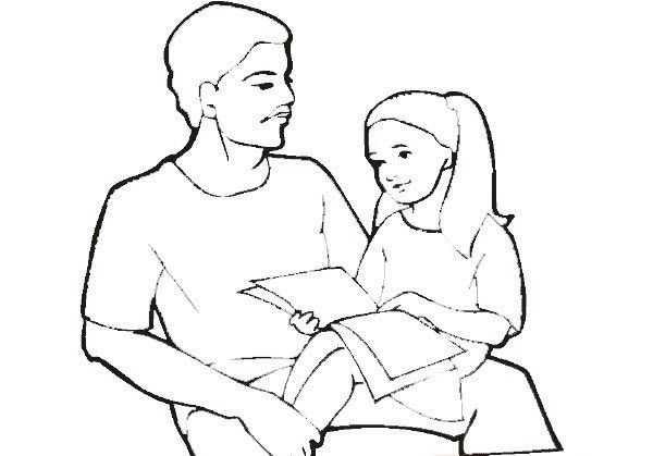 Babalar Gunu Boyama Sayfalari 90 Okul öncesi Etkinlik