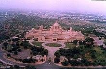 Umaid-Bhavan-Palast