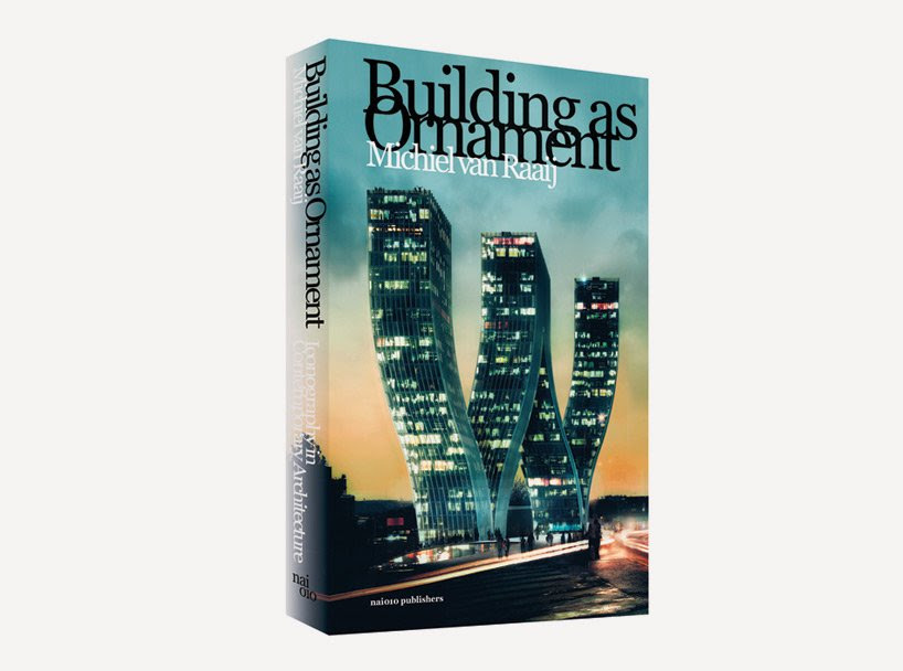 Building as ornament cover