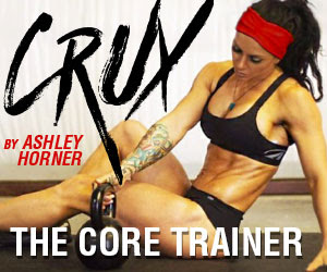 Ashley Horner's Core Trainer | Crux