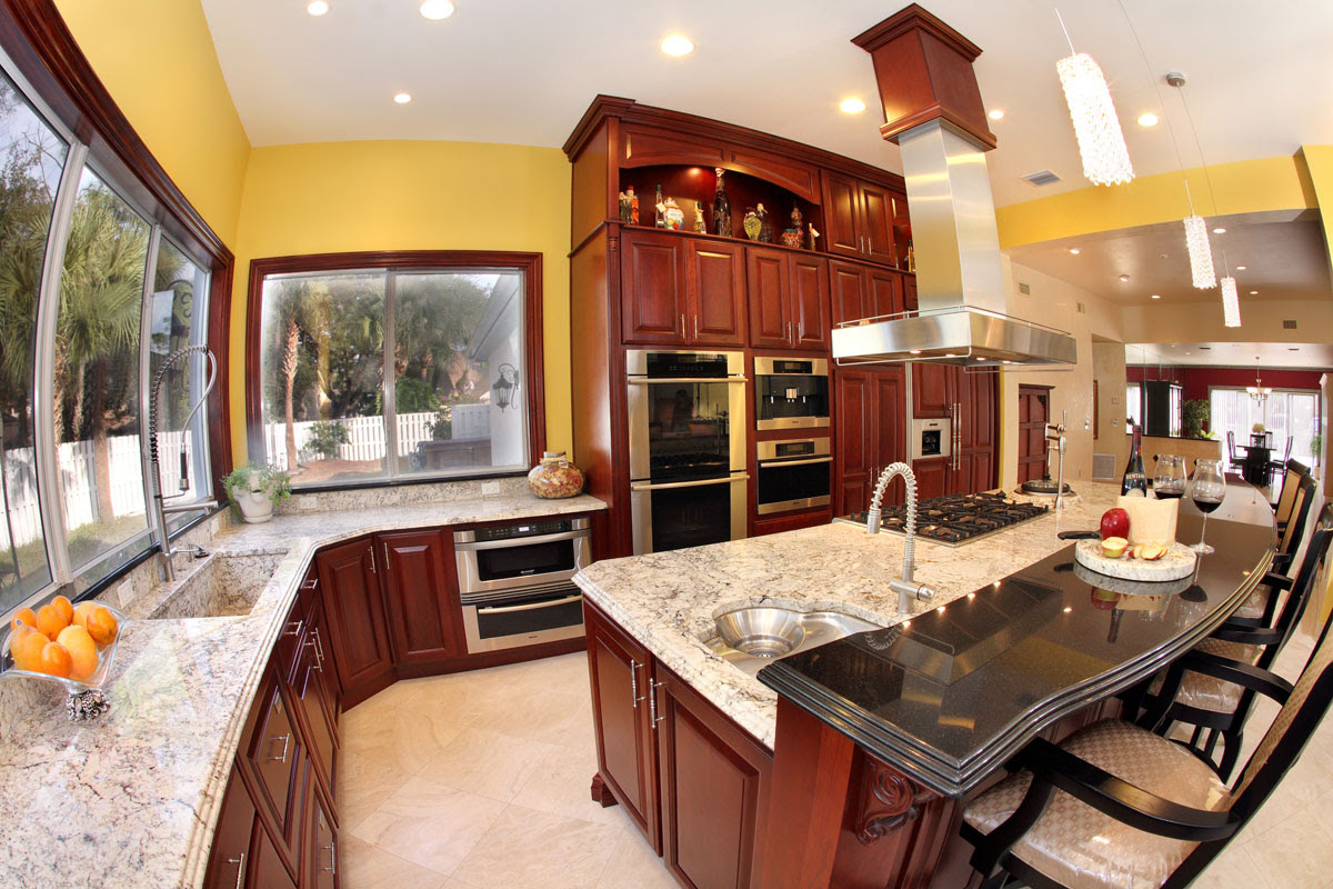 Selecting Kitchen Countertops, Cabinets and Flooring | ADP
