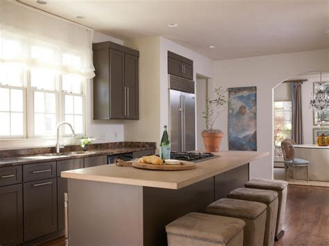 warm paint colors  kitchens pictures ideas  hgtv