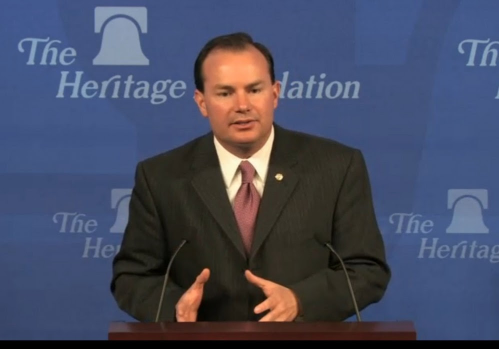 Image result for mike lee