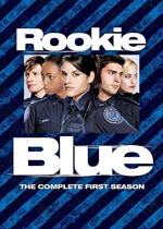 Rookie Blue: Season One, a Mystery TV Series