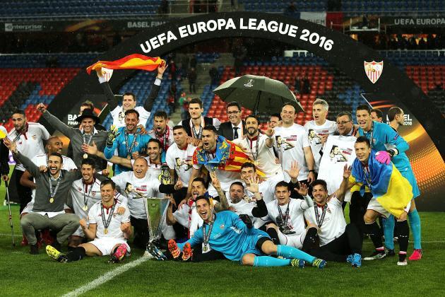 Sevilla Campeão