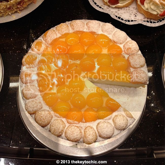 German fruit pastry Dessert