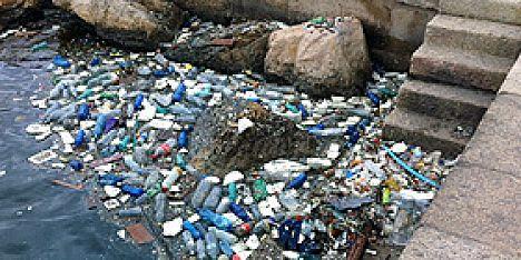 Risultati immagini per rifiuti in mare