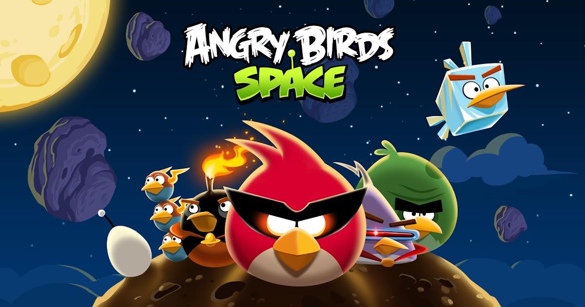 تحميل لعبة angry birds space