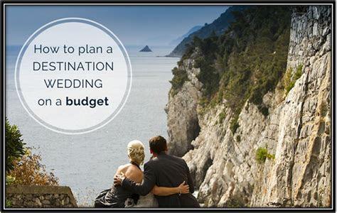 Best destination wedding budget