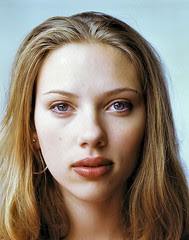 Scarlett Johansson: That Face