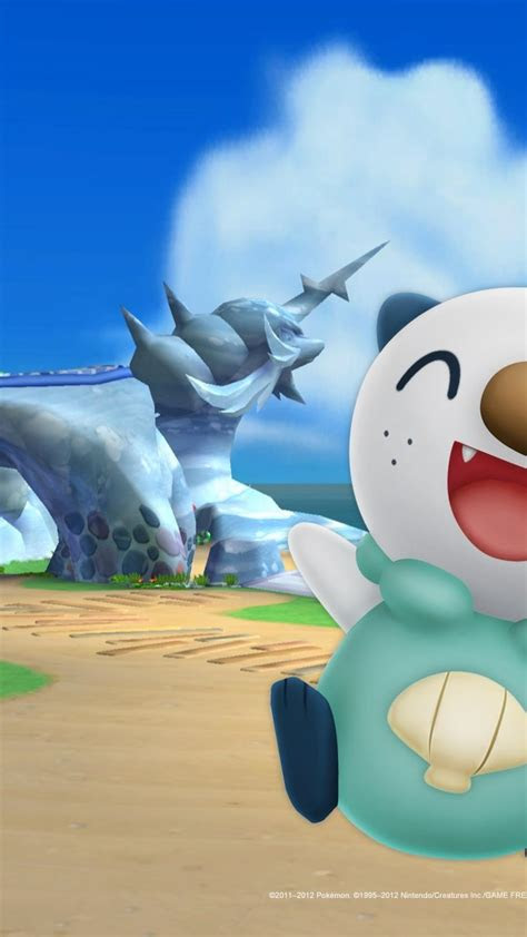 pokemon oshawott wallpaper