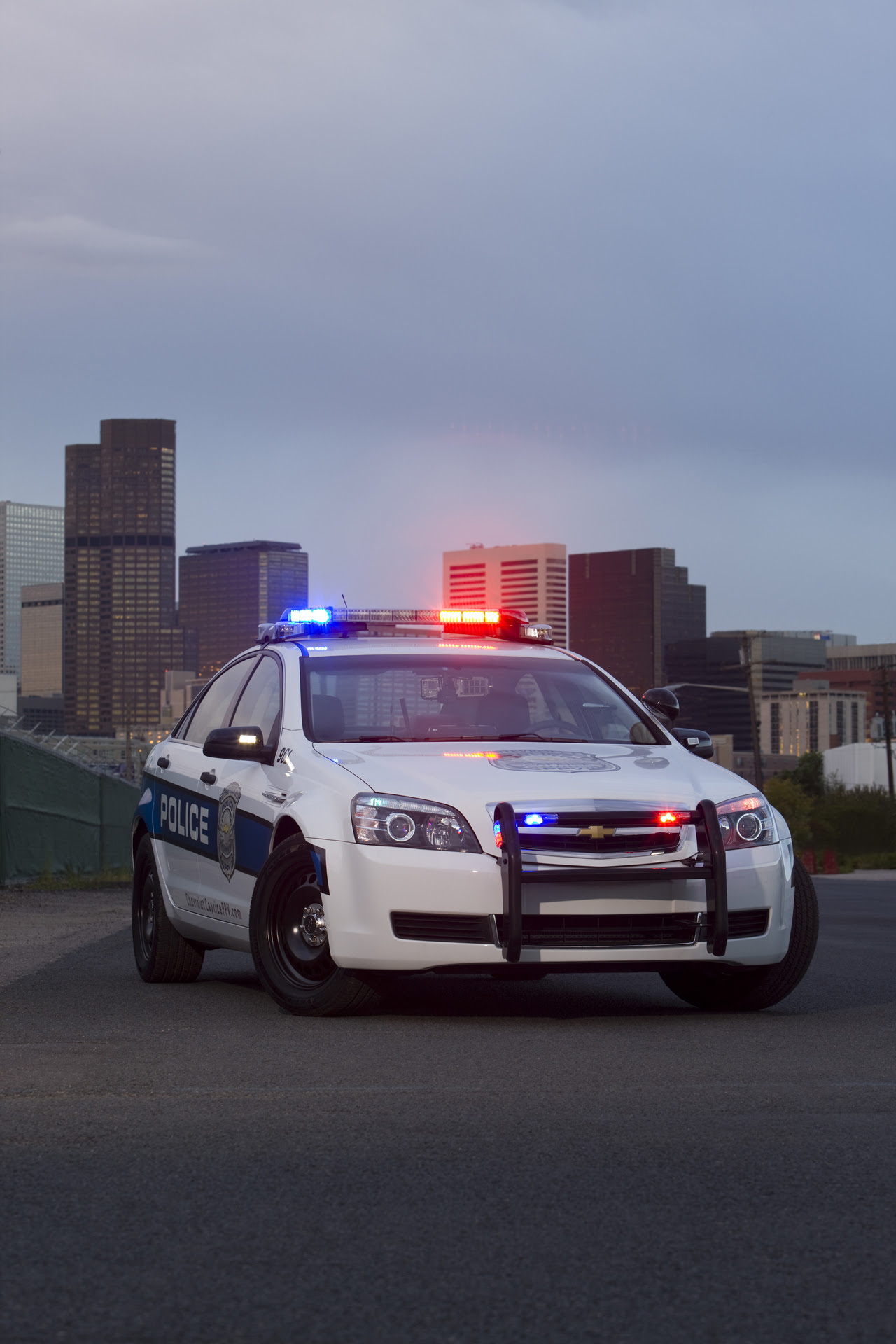 Chevy boasts about Caprice PPV performance in Michigan State Police test - Autoblog