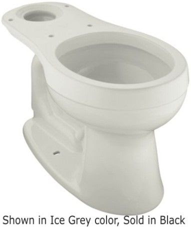 Kohler K 4287 7 Model K 4287 Cimarron Round Front Toilet Bowl Less