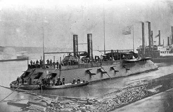 Image result for ironclads american civil war large images