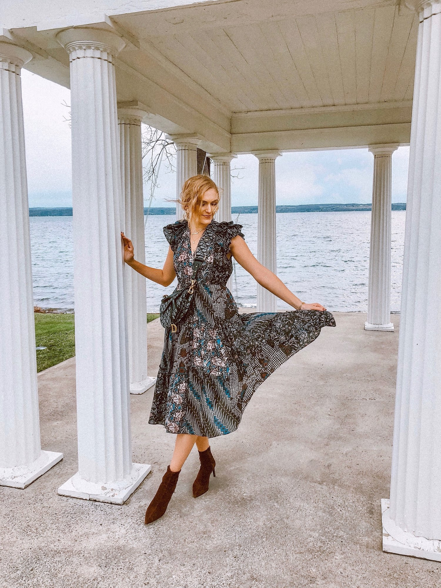 Spring Outfit Ideas: Everything I Wore In Upstate New York — Those