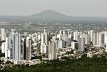 Vista parcial de Cuiabá