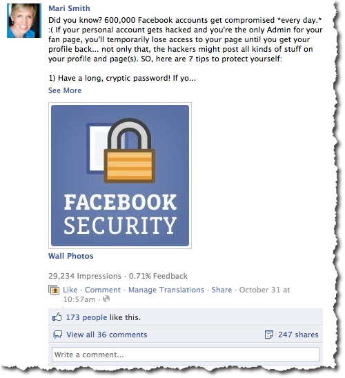 7 Tips To Stay Safe on Facebook