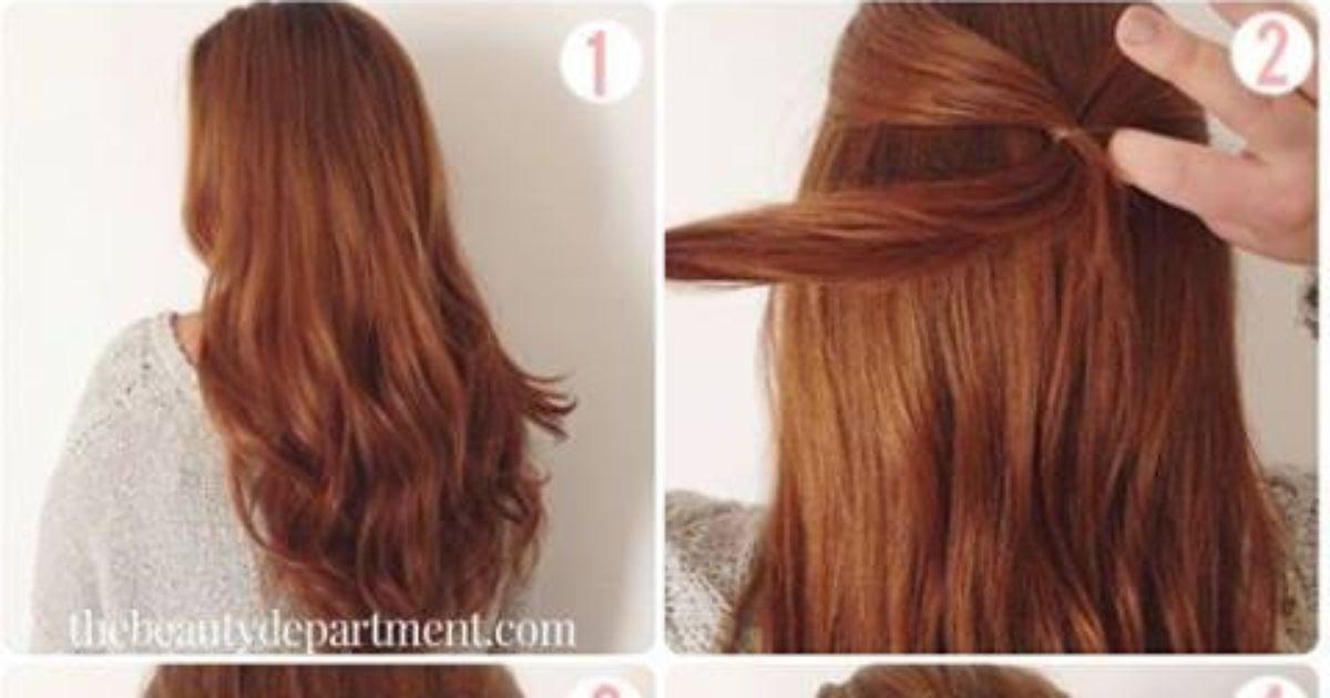 Atemberaubende Frisur Für Besondere Anlässe