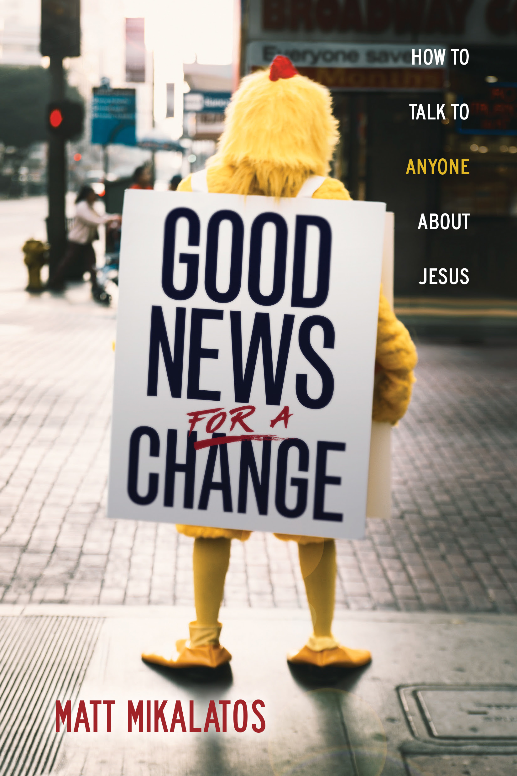 Good News For A Change {A Book Review}